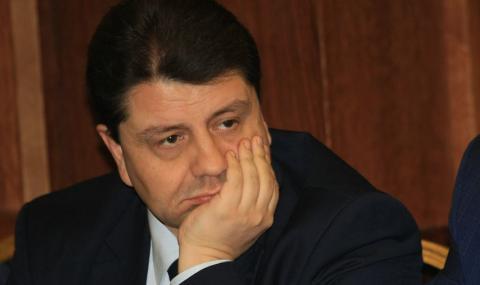 Ципов: Президентът даде заявка за втори мандат