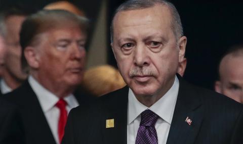 Ердоган и Тръмп призоваха за спиране на огъня в Идлиб