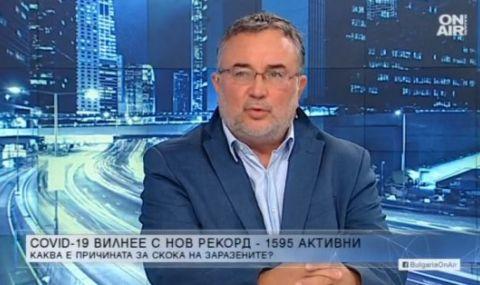Д-р Чавдар Ботев: За 15 дни това лекарство убива COVID-19