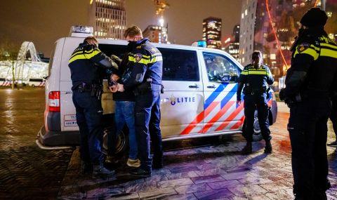 Само за няколко часа арестуваха 25 души за нарушаване на вечерния час