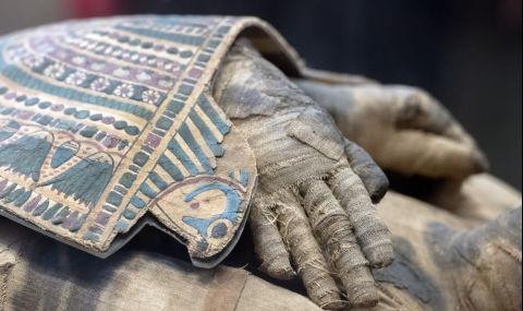 Разкриха как е загинал мумифициран фараон