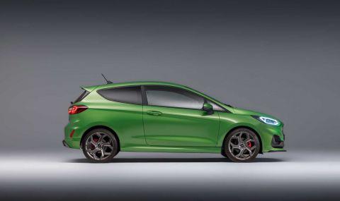 Ford Fiesta с нова визия за 2022 година - 2