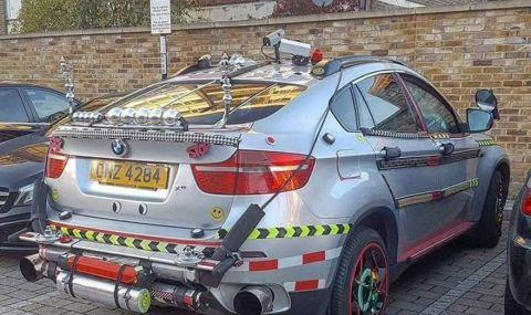 "Колко ""тунинг"" може да понесе BMW X6?"