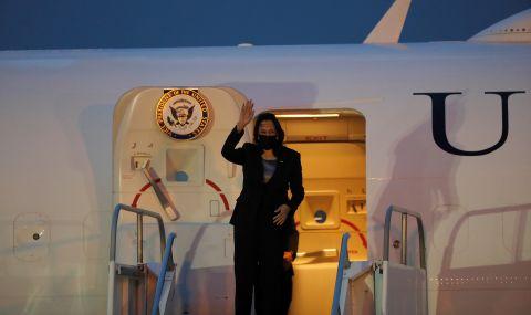 Спешно приземиха американския вицепрезидент