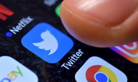 Туитър блокира профила на китайското посолство в САЩ