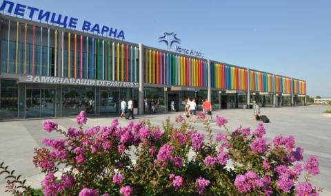 98% спад на полетите от Варна и Бургас през април