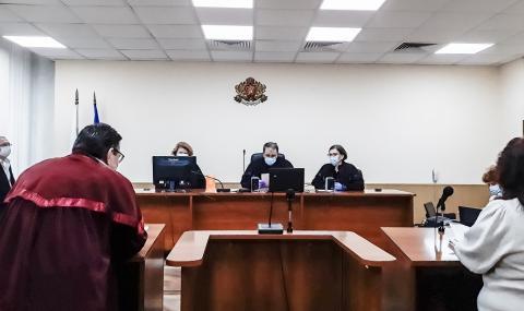 Съдът в Пловдив разгледа дела чрез видеовръзка с обвиняемите