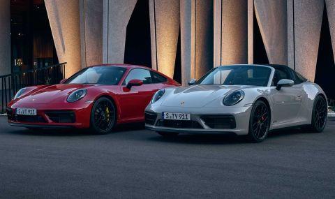 Porsche добави още една модификация към гамата на 911 - 2