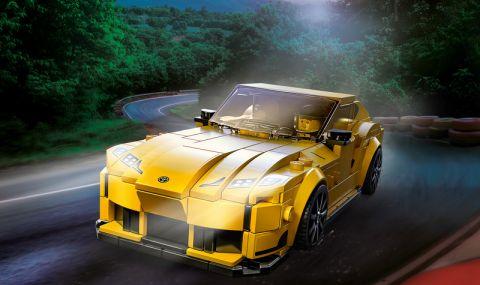 Lego вече предлага Toyota Supra