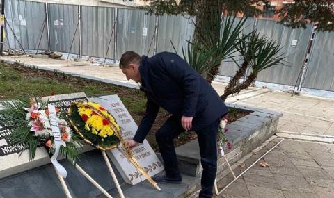 Почитат паметта на загиналите във Възродителния процес (СНИМКИ) - 1