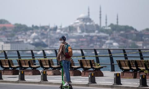 Турция е тествала за коронавирус над милион и половина души