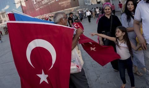 Възходът на Турция в глобалната борба