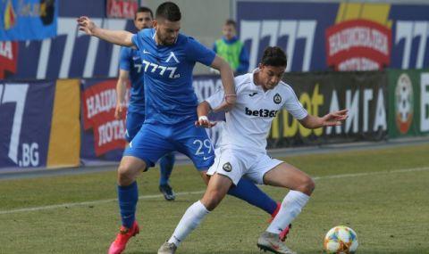 Филип Кръстев ще отиде в Троа, защото Сити са изключително доволни от мачовете му със Славия