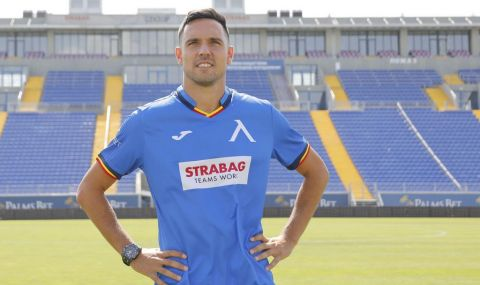 Георги Миланов се готви да дебютира за Левски още в следващия кръг - 1
