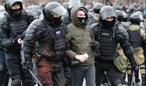 Полицейско насилие в Русия, Кремъл не вижда проблем