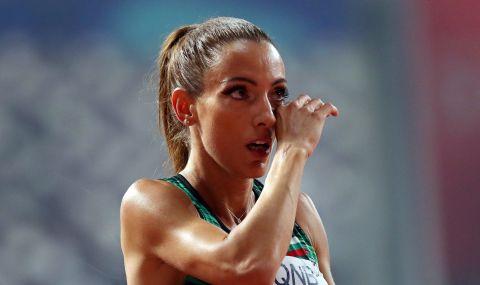 Ивет Лалова завърши на 31-о място в спринта на 200 метра в Токио - 1