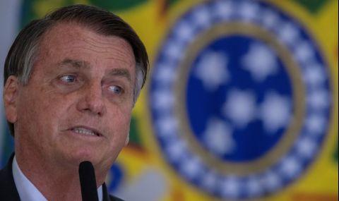 Държавният глава на Бразилия заплашва демокрацията - 1