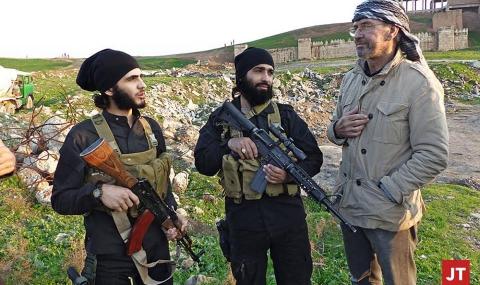 """Германец опозна """"Ислямска държава"""" отвътре - 1"""