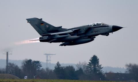 Германия тайно се готви за ядрена война
