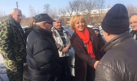 """Манолова настоя НС да разгледа казуса """"Бедечка"""" на последното си заседание - 1"""