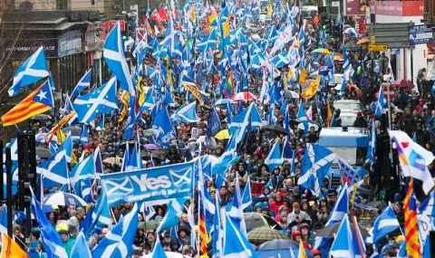 Политически сблъсък в Шотландия по въпроса за втори референдум за независимост