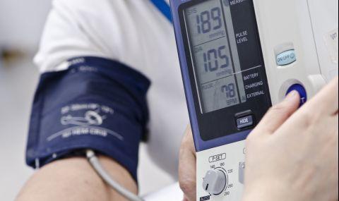Откриха неочаквана причина за понижаване на кръвното налягане