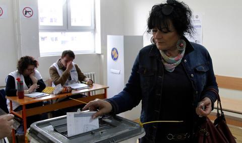 """""""Сръбска листа"""" спечели в Косово"""