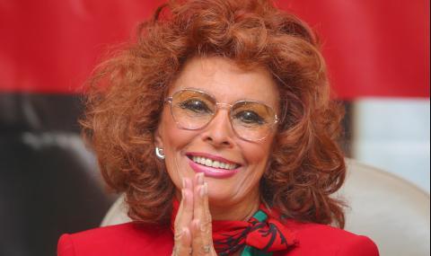 86-годишната София Лорен се завръща на екрана (ВИДЕО)