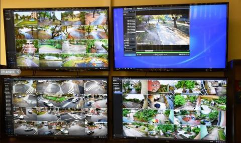 Благоевград с най-модерната система за видеонаблюдение в страната