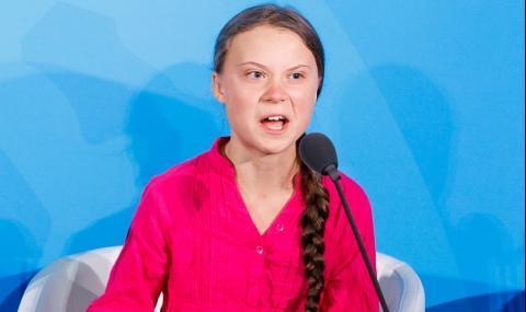 ТАСС: Феноменът Грета Тунберг, или пет въпроса за децата в политиката