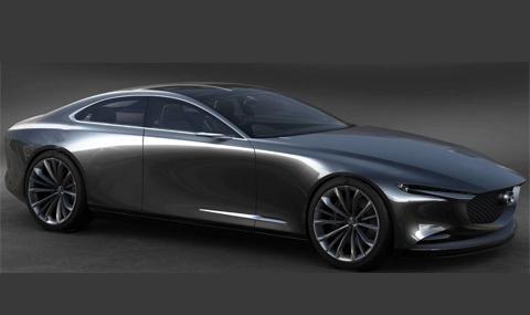 Новата Mazda6 ще е с две врати и със задно предаване!