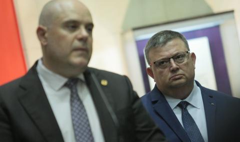 Цацаров: Ще гласувам за Гешев и втори път, ако се наложи