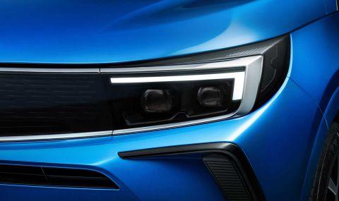 Opel обнови едно от SUV-тата си - 4