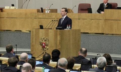 Медведев: Това с петрола прилича на картел