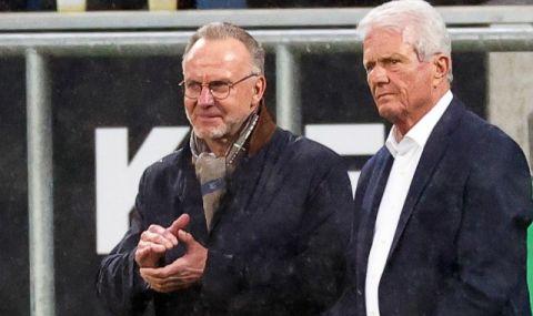 Карл-Хайнц Румениге напуска Байерн Мюнхен след 30-годишна кариера