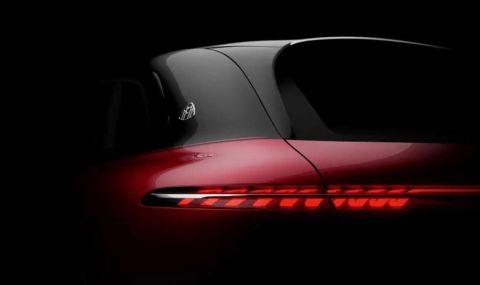 Maybach подсказа за дебюта на първия си електрически модел - 1