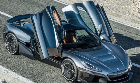 Porsche увеличи владението си в Rimac след инвестиция от 70 милиона евро