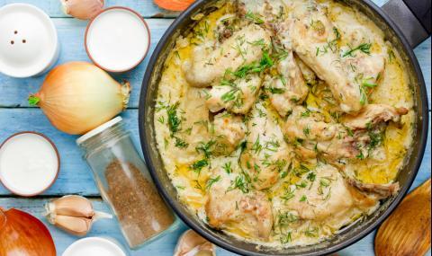 Рецепта за вечеря: Най-вкусните пилешки бутчета