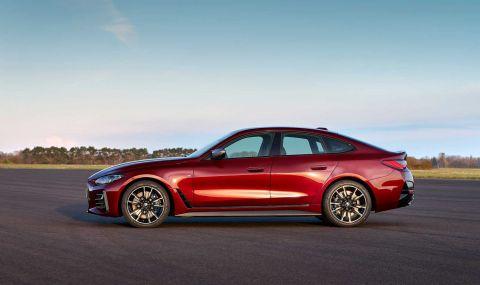 Новото BMW 4 Series Gran Coupe дебютира с познат дизайн и по-големи размери - 5