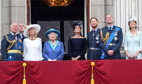 Принц Чарлз поема разходите на сина си Хари и семейството му за година