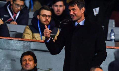 Малдини иска да остане в Милан, но само с гаранции за бъдещето