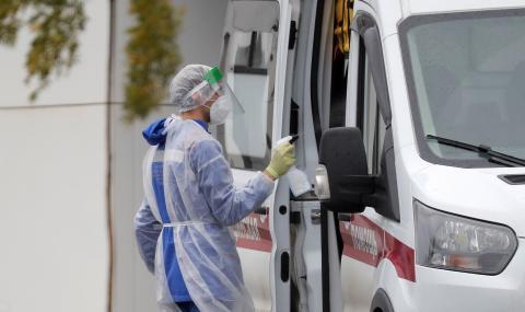 Русия: Рекорден брой заразени, 100 000 глобени в градския транспорт