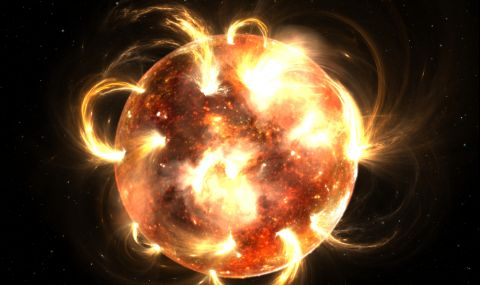 Слънчевите бури могат да предизвикат интернет апокалипсис - 1