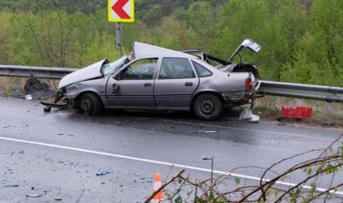 България е на първо място в ЕС по загинали в катастрофи