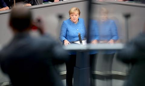 Меркел: Пандемията ще бъде преодоляна по-бързо, ако светът работи заедно
