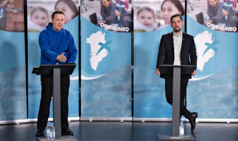 Предсрочен вот в Гренландия