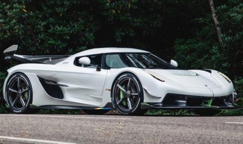 За хиперколата си Koenigsegg предлага опция за $450 000