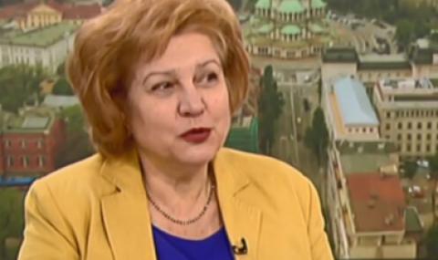 Менда Стоянова: Депутатите не са останали без някой заделен лев