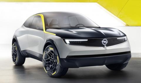 Така ще изглеждат новите Opel-и
