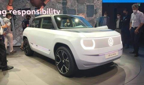 VW ID.Life е електромобил с цена от 20 хиляди евро - 1